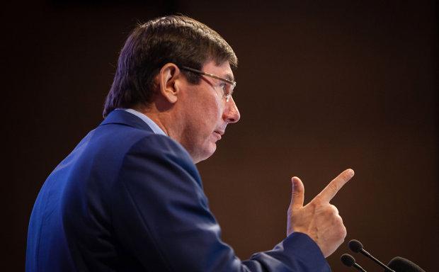 """""""Это п...ц, что происходит?: у Луценко взорвались гневом из-за """"Статьи Савченко"""""""