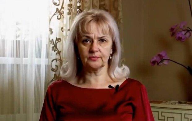 Ірина Фаріон / скріншот з відео