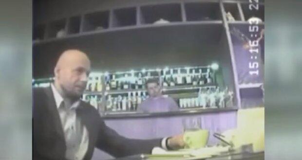 Денис Ермак, скрин из видео