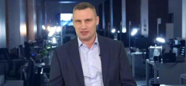 Виталий Кличко, фото: скриншот из видео