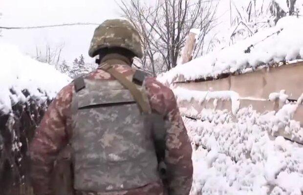 Военный, скриншот с видео