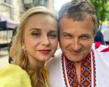 Лилия Ребрик и Юрий Горбунов