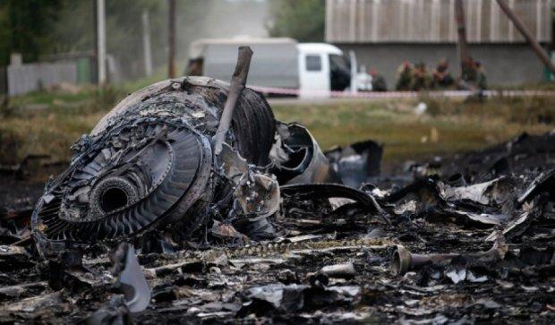Голандці завершили роботу на місці катастрофи Boeing 777