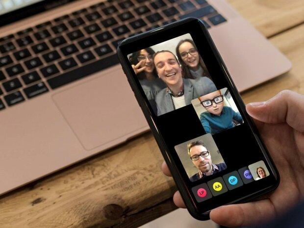 баг в FaceTime