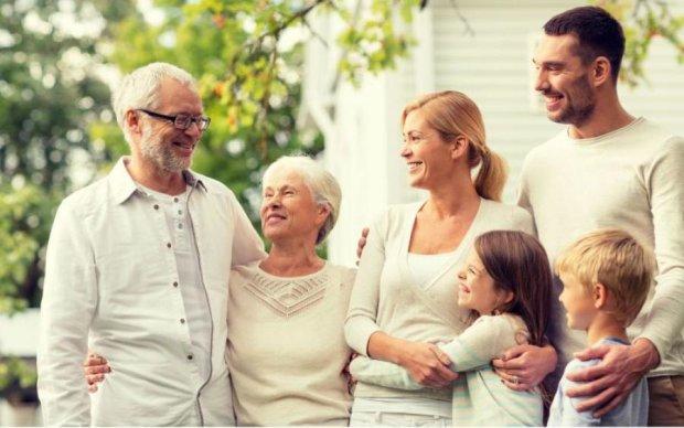 Довголіття залежить від сімейних зв'язків