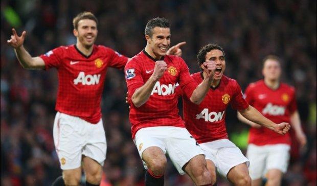 """""""Манчестер Юнайтед"""" став найдорожчим футбольним брендом"""
