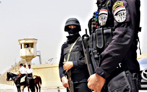 Єгипетська поліція зустріне Великдень у всеозброєнні