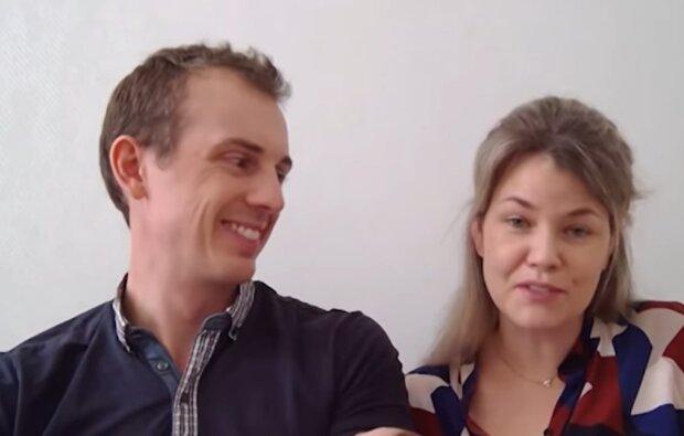 Кендіс Діксі з чоловіком, кадр з відео: Facebook chastime