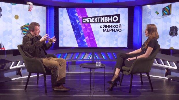 Сергій Фурса, скріншот відео