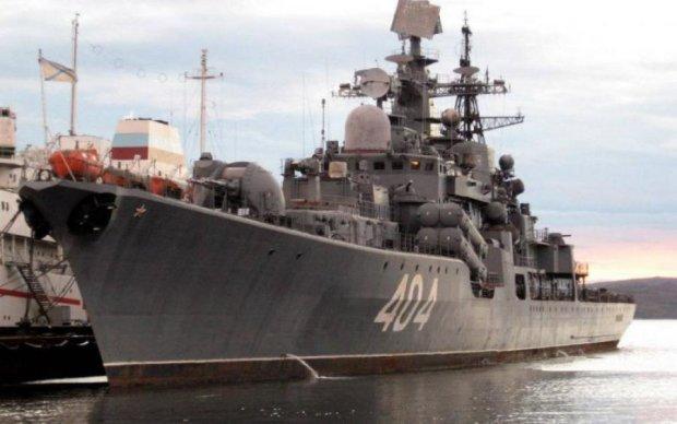 Путін відправив військові кораблі до берегів Латвії: перші подробиці