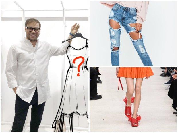 Що одягти та що викинути з гардеробу: Андре Тан дав модні поради українцям