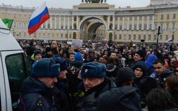 Всю суть путинской России показали в одном видео