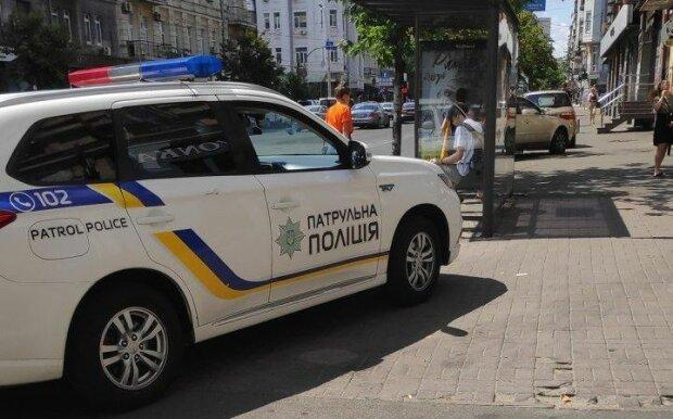 """Киевские патрульные показали, как не надо парковаться: """"Хуже оленей"""""""