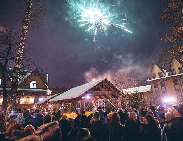 Новый год в Украине