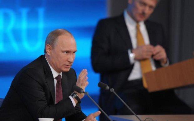 Почувши про єдину церкву в Україні, Путін натравив Пєскова