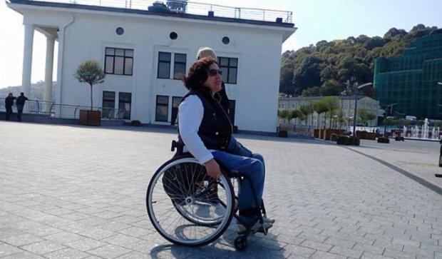 При реконструкции Почтовой площади пренебрегли интересами инвалидов (фото)
