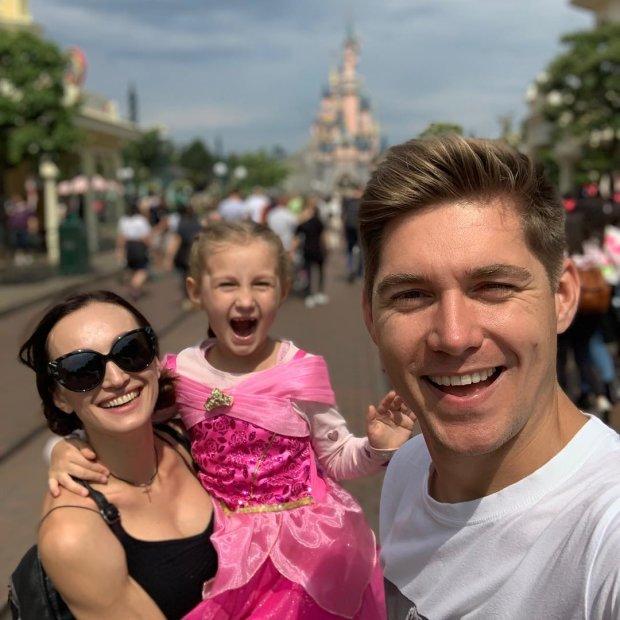 """Остапчук показал танцевальный мастер-клас с маленькой дочкой: """"Обязательно идите на Танцы со звездами!"""""""