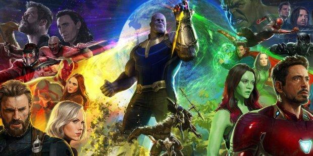 """Трейлер """"Мстителей-4"""" появился в сети: самый ожидаемый фильм года"""