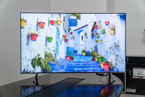Samsung TV, ITC