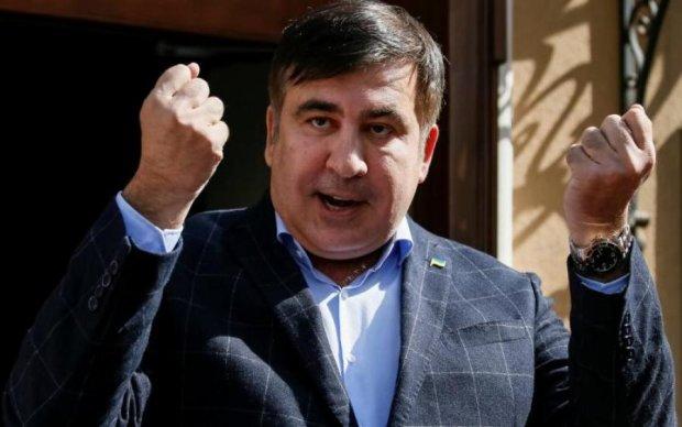 Уже третье подряд: Саакашвили сообщил о похищении друга