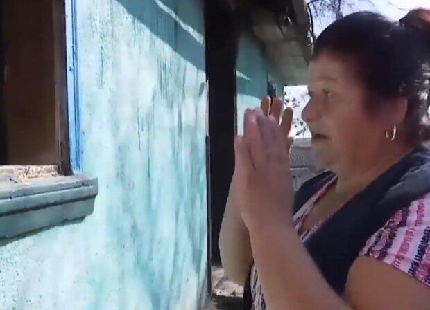 """Тернополянка витягла з вогню трьох малюків і прославилася на всю Україну: """"Мені підказав Бог"""""""