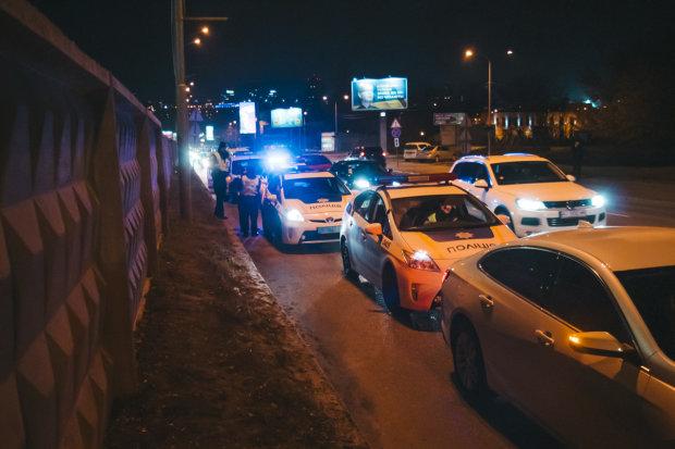 У Києві влаштували самосуд над п'яним майором, який збив дитину: поліція ледве витягла живим