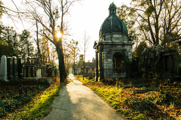 кладовище, фото pxhere