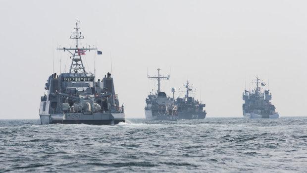 кораблі НАТО