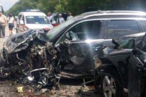 як українські президенти збивали людей на дорогах