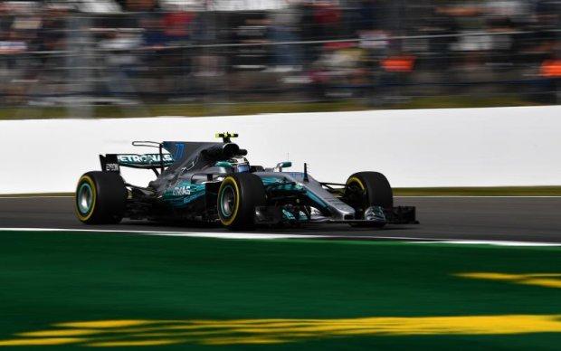 Формула-1: Боттас показав найкращий час на другій практиці