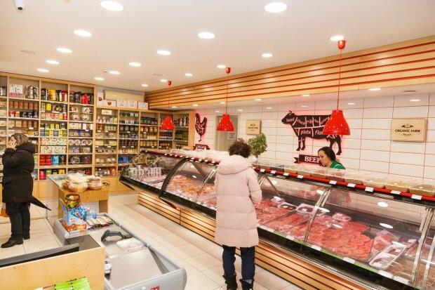 Супермаркет, фото: Місто Івано-Франківськ