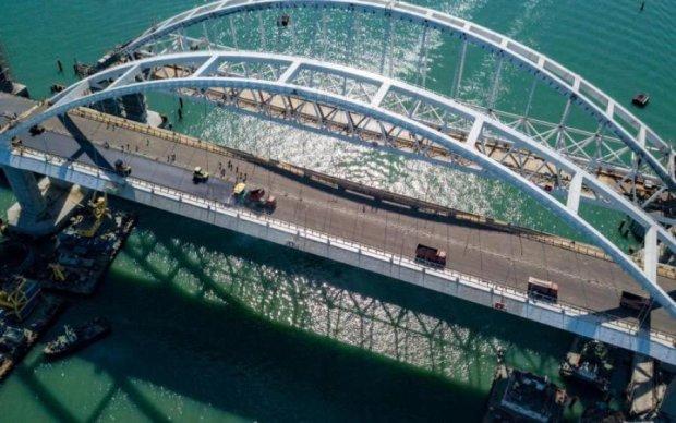 Будівельникам Кримського моста вже готують помсту