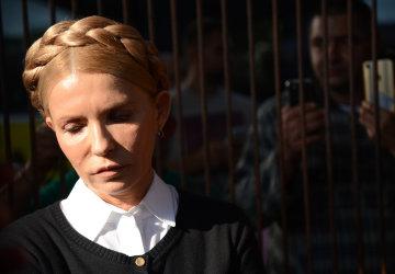 """Юлія Тимошенко, лідер фракції """"Батьківщина"""""""