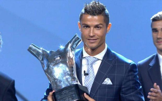 УЄФА вигадав п'ять нових нагород для футболістів