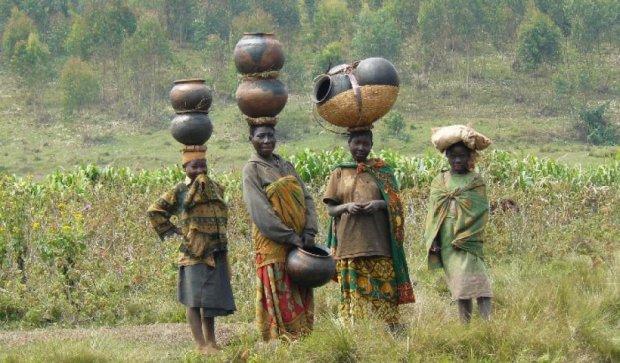 Жители Бурунди бегут из страны из-за политического давления