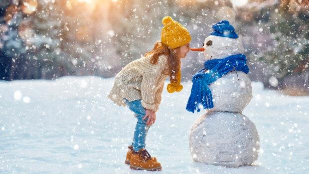 Зима, фото з відкритих джерел
