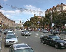 дороги Киев