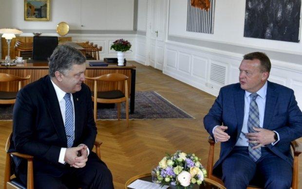 Дания выделит Украине миллионы на реформы