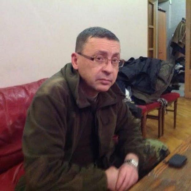 Военный хирург вернулся с АТО бомжом