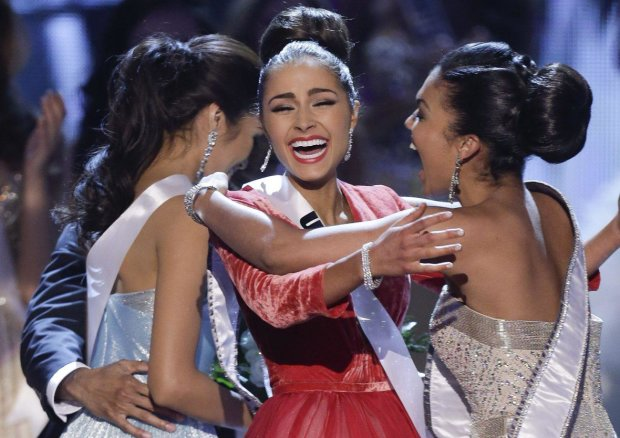Переможниця конкурсу краси спалахнула відразу після нагородження