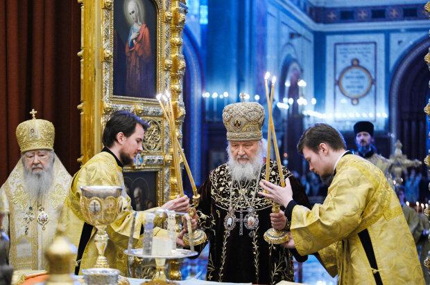 Патріарх Кирило / фото прес-служба Патріарха Московського і всієї Русі