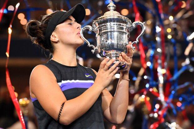 Бьянка Андрееску выиграла US Open