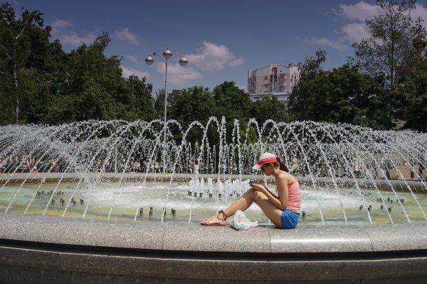 Погода в Днепре на 29 июля: жара ударит по горячим головам украинцев, запасайтесь водой