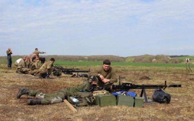 Українські кулеметники вразили майстерним володінням зброєю: відео