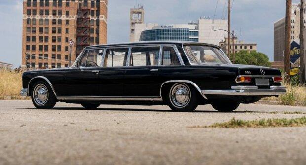 1966 Mercedes-Benz 600 LWB Pullman, сагѕсоорѕ
