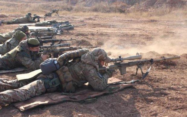 Волонтеры рассекретили победный арсенал украинских снайперов