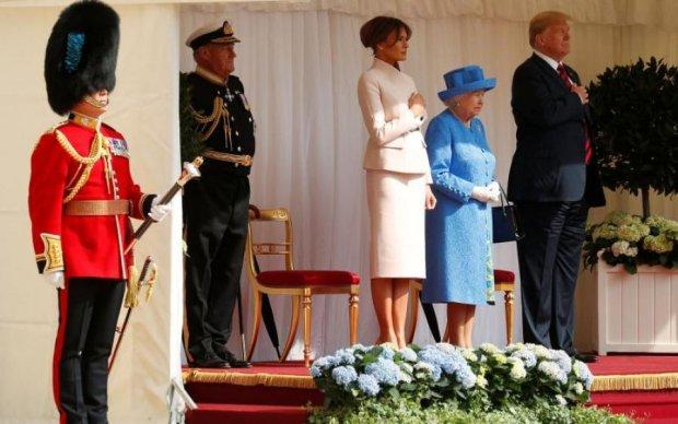 Британські принци відшили Трампа по-королівськи