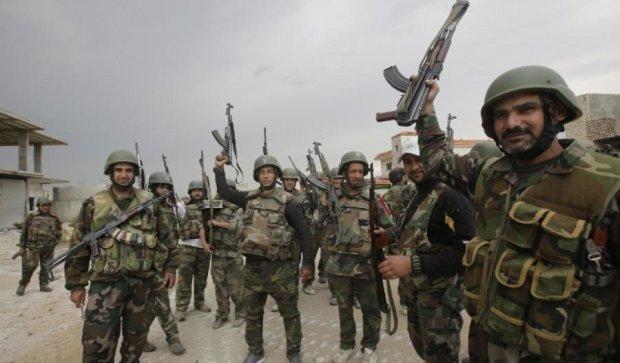 В Сирии союзники Асада готовят наземную операцию - Reuters