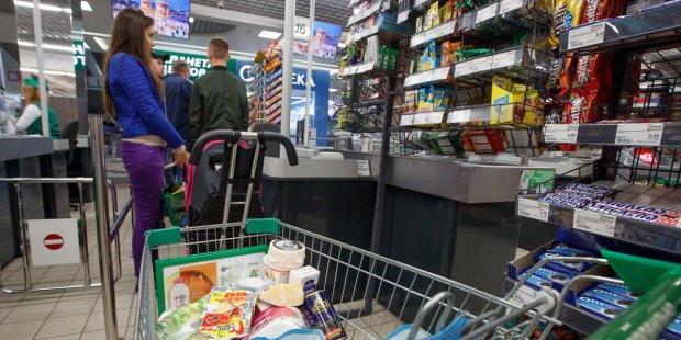 Ціни на продукти: скільки витрачають українці та європейці