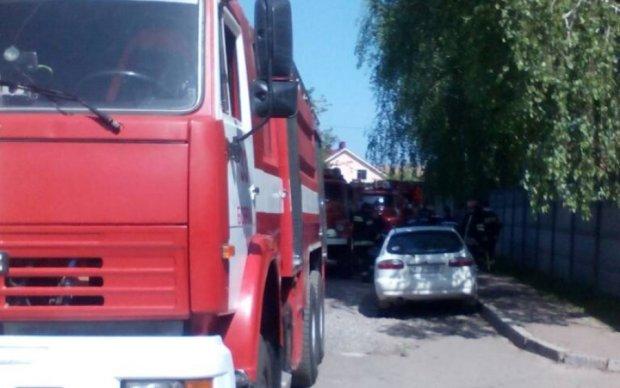 Сотню малюків евакуювали з дитсадка на Київщині